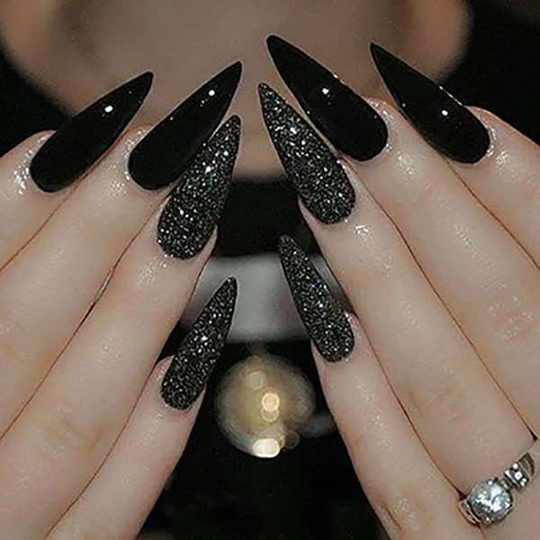 73 Stiletto Nails that Give your Fashion a New Corner - Pitchzine