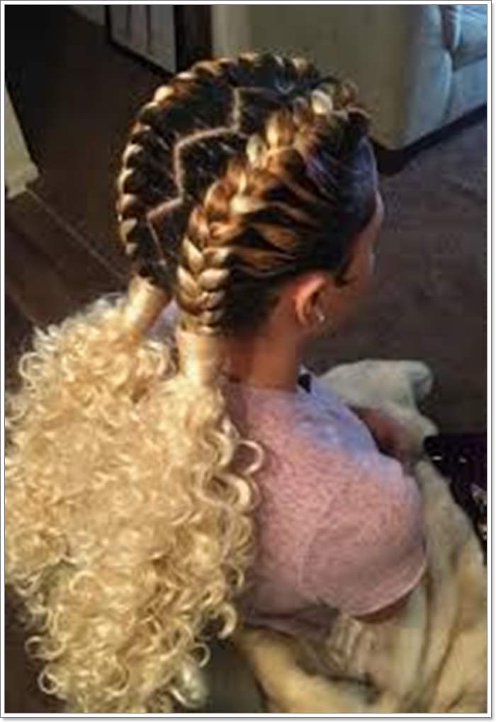105 Beautiful French Braid That Will Make You Look Like A