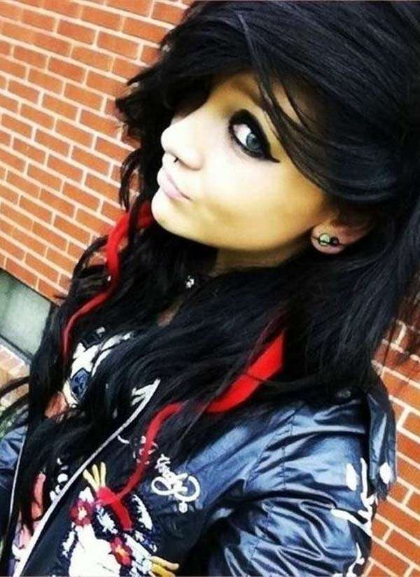 150 Awesome Emo Hair That Makes You Look Funky Pitchzine