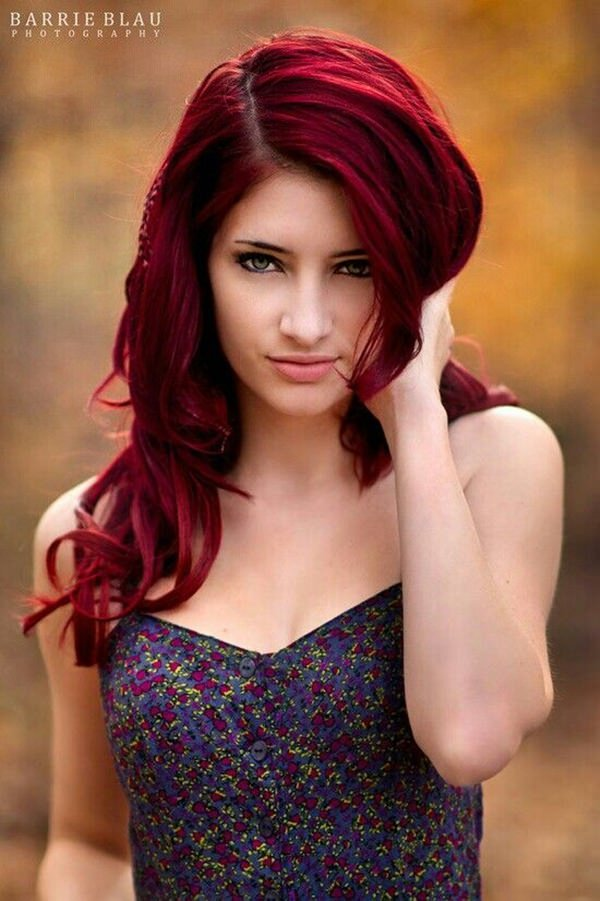150 Must See Latest Red Hairstyles For Your Makeover Pitchzine