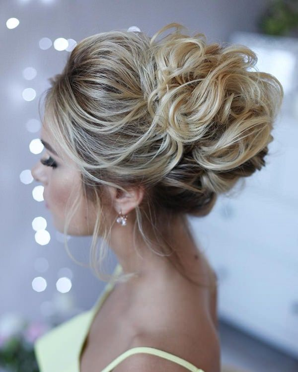 101 Beautiful Bridesmaid Hairstyles For Perfect Wedding Pitchzine