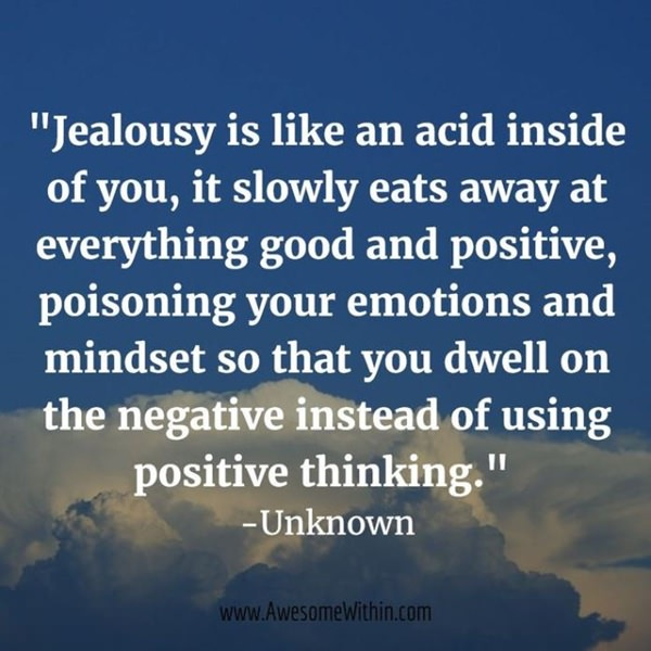Top 90 Jealousy Quotes You Must Read Before Hurting Yourself ...