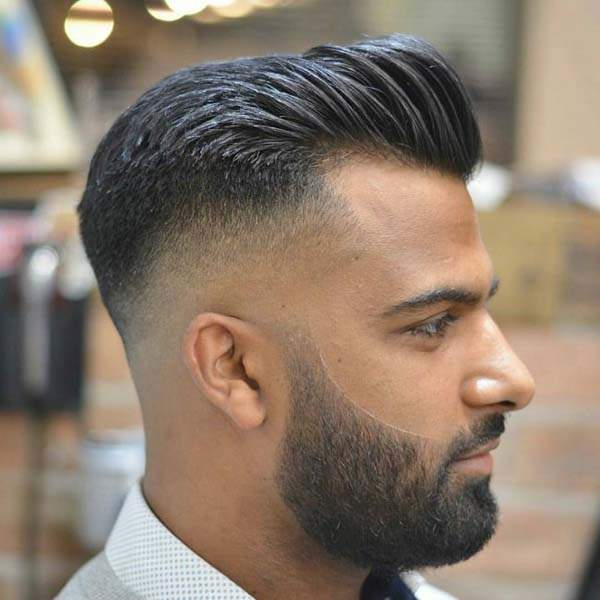 135 Glamorous Pompadour Haircut Cool and Stylish - Pitchzine