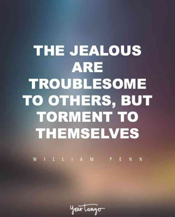 Top 90 Jealousy Quotes You Must Read Before Hurting Yourself