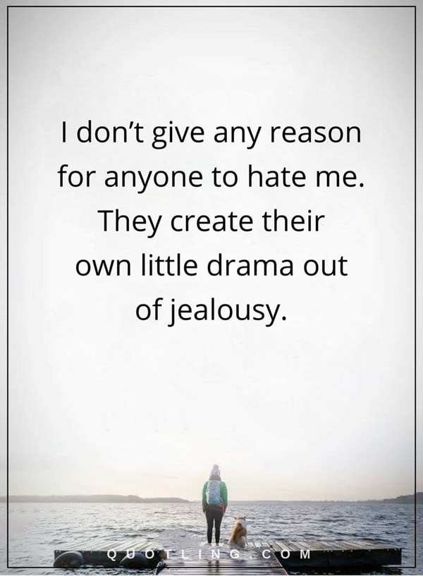 Trying to make me jealous quotes